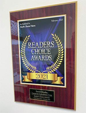 SmithWerks choices award